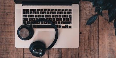 Podcast Workshop - wie du dir in deiner Zielgruppe Gehör verschaffst