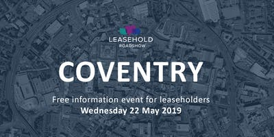 The Leasehold Roadshow Coventry