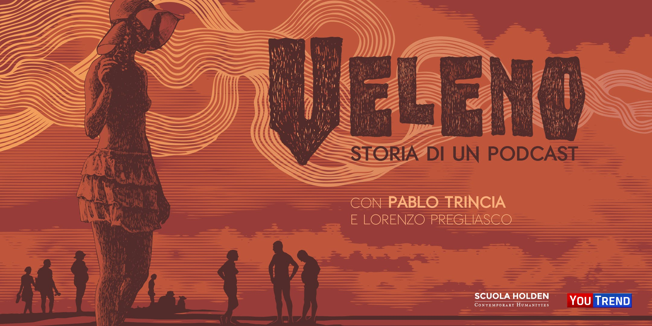 Veleno: storia di un podcast / Pablo Trincia