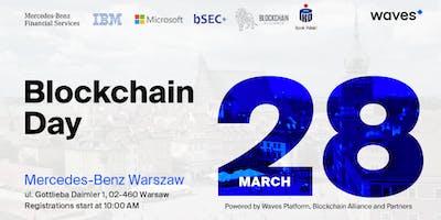 Waves Blockchain Day Warsaw