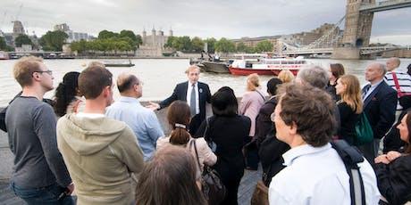 Stone and Brick: The historic architecture of London Bridge  tickets