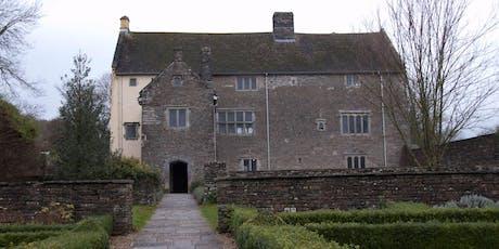 Llancaiach Fawr Manor Ghost Hunt tickets