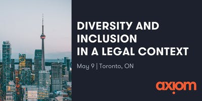 Diversity and Inclusion in a Legal Context