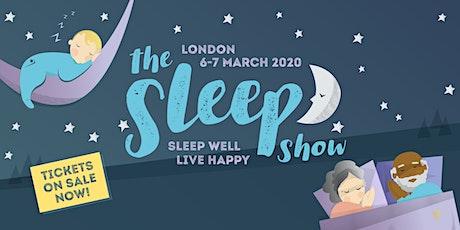 The Sleep Show 2020 tickets