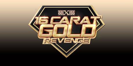 wXw Wrestling: 16 Carat Gold Revenge 2020 - Kutenholz Tickets