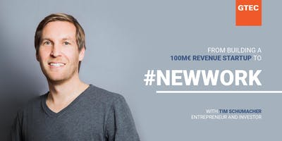 From building a 100m € revenue startup to #newwork