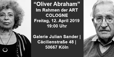 """Ausstellung mit Oliver Abraham: \""""Freedom of Speech\"""""""