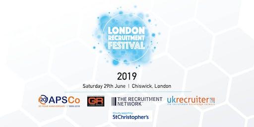 London Recruitment Festival 2019