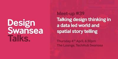 Design Swansea #39: Talks with Louis Halton Davies & Dai Butcher