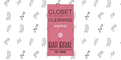 Closet Cleaning Market @ Bar Brial