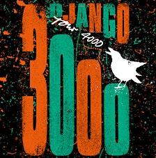 Django 3000 logo