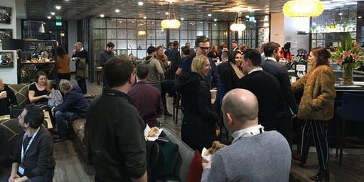 The Landing Technology and Business Networking Huddle