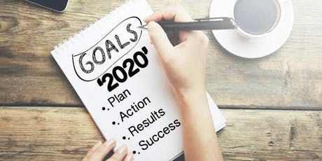 'Realising & Setting Goals for 2020' Workshop tickets
