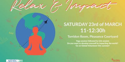 YOGA SESSION WITH AIESEC | FREE EVENT