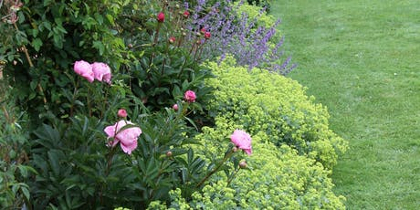 GARDEN DESIGN WORKSHOP:  Redesigning & Renovating Tired Borders With Thomas Stone tickets