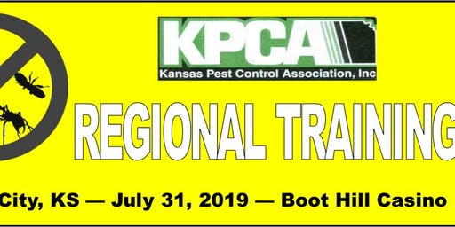 KPCA Regional Training - Dodge City