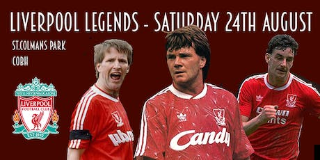 Liverpool Legends Select X1 v  LOI Select & Guests tickets