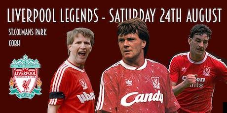 Liverpool Legends v  LOI Select & Guests tickets
