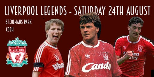 Liverpool Legends Select X1 v  LOI Select & Guests