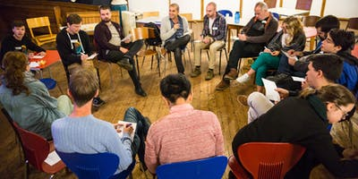 Reinvent Fundraising with us - April Meetup