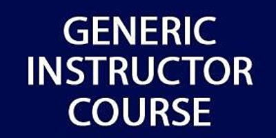 Generic+Instructor+Course+%28GIC%29+-+Chelsea+and