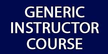 Generic Instructor Course (GIC) - Chelsea and Westminster Hospital 4th November 2020 tickets