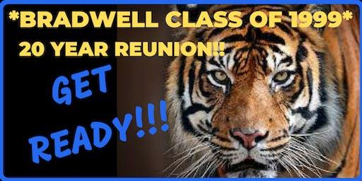 Bradwell Class of 1999 - 20 Year Reunion!
