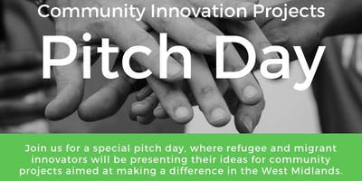 Social Innovation Pitch Day | MiFriendly Cities