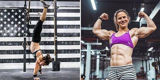 Gymnastics and CrossFit Seminar with Kari Pearce