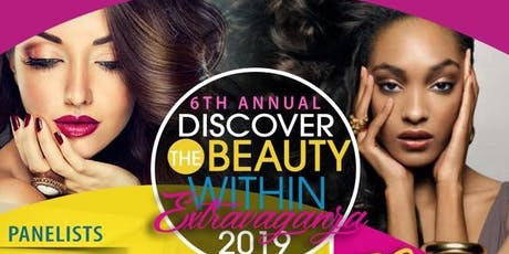 6th Annual Discover The Beauty within Extravaganza2019 tickets