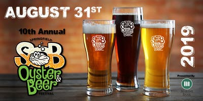 10th Annual Springfield Oyster & Beer Festival