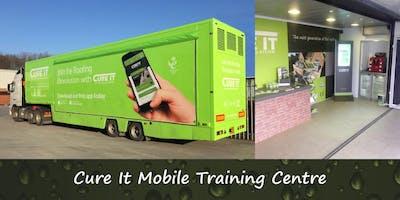 Otford Builders Merchants - Cure It Mobile GRP Roofing Course