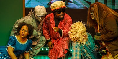 The Wiz at West Side Theatre Guild - Gary - May Saturday 25