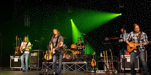 Gatlinburg's Taste of Autumn featuring The Ultimate Eagles Tribute - On The Border
