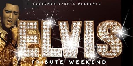 Elvis tribute Wageningen (Gelderland) 17-11-2019 tickets