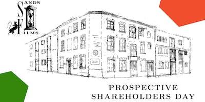 PROSPECTIVE SHAREHOLDERS DAY #3