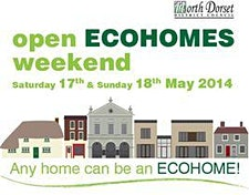 North Dorset Ecohomes Event logo