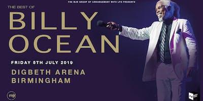 Billy Ocean (Digbeth Arena, Birmingham)