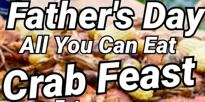 Father's Day Crab Feast