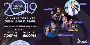 Empoderamiento 2019: Lo Harás Otra Vez - You Will Do...
