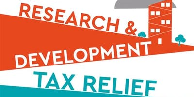 Research and Development Tax Relief Workshop