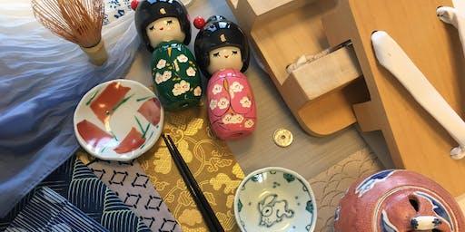 ZIJDAR Zomerweek 2019 thema JAPAN!