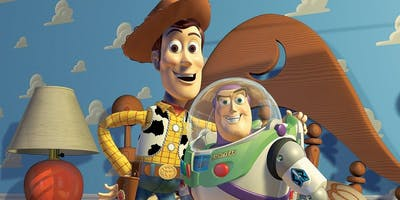 Toy Story [1995] (+ Pizza!)