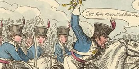 Ballads and songs of Peterloo, with Dr Alison Morgan  tickets