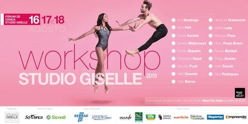 Workshop de Dança Studio Giselle 2019