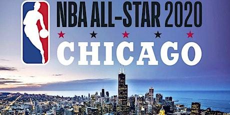 2020 CHICAGO NBA ALLSTAR WEEKEND -  PARTY PASS tickets