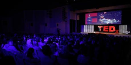 TEDxRiga 2019 tickets