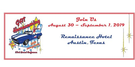 Gymnastics Association of Texas 53rd Annual Convention 2019 tickets