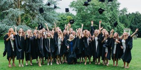 BBA Graduation Reception 2019 tickets