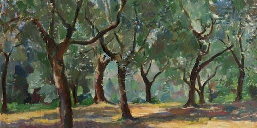 Theodor Kern: Landscapes